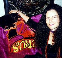 Andrea Mallis creatrix of virgo in service astrological consulting and deva